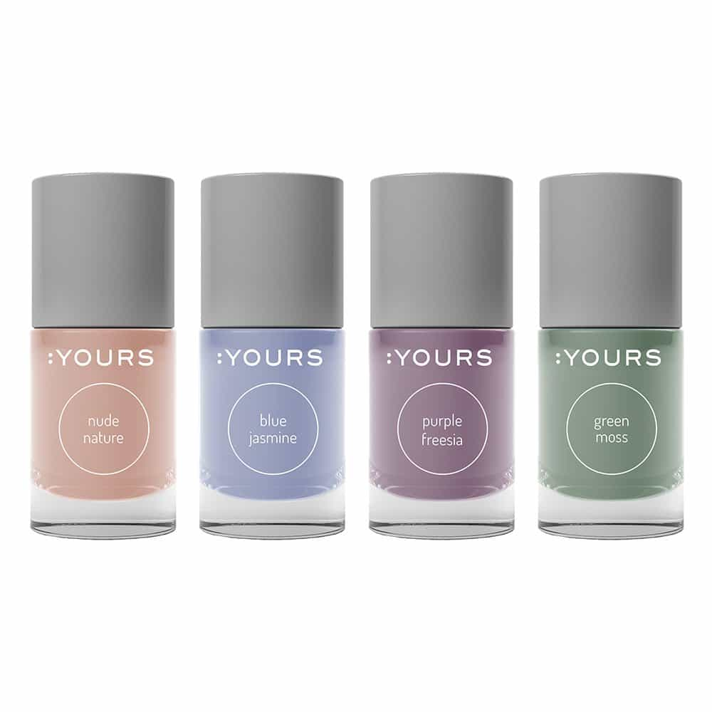 :YOURS Summer Stamping Polish