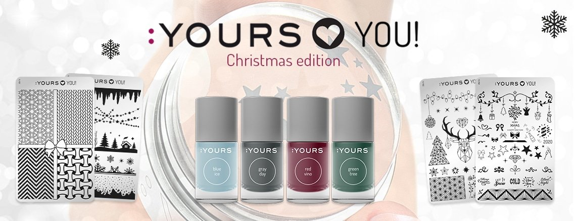 Banner website YOURS Loves YOU